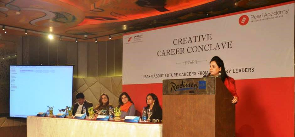 Creative Career Conclave by Pearl Academy throws light on the unconventional new-age careers and the immense possibilities in the world of design