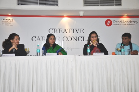 Yet another successful Creative Career Conclave in Jodhpur