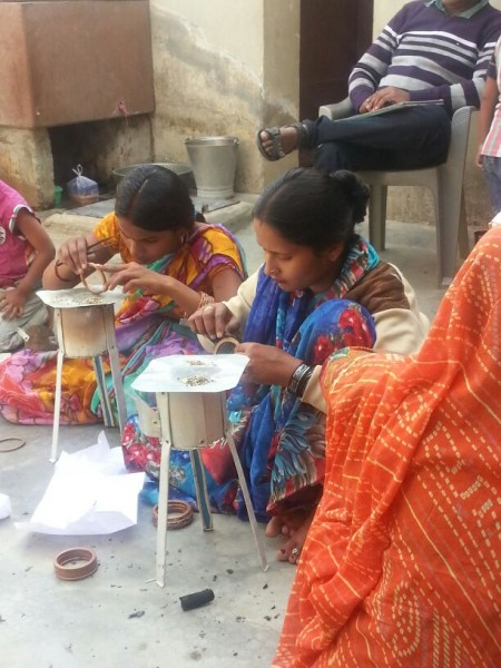 Students from Pearl Academy Jaipur get together with Access Development NGO to work with under-privileged artisans