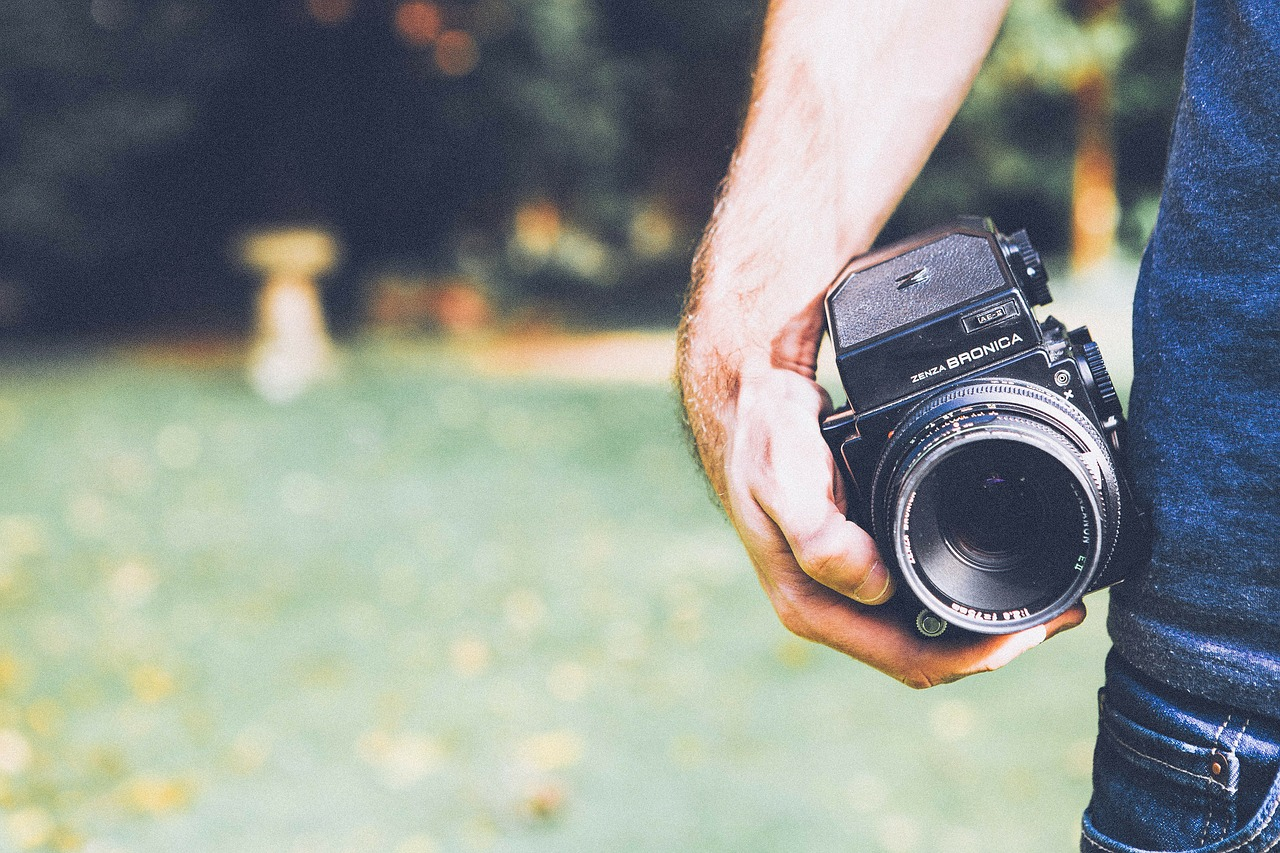 Become a professional photographer