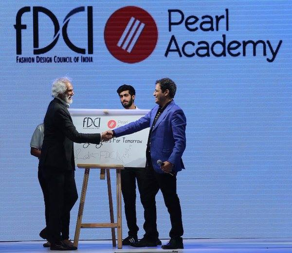 FDCI and Pearl Academy Join Hands to Offer India's Best Fashion Education