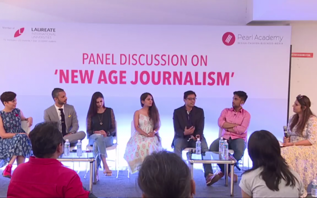 Launch of School of Media and Journalism – New Age Journalism