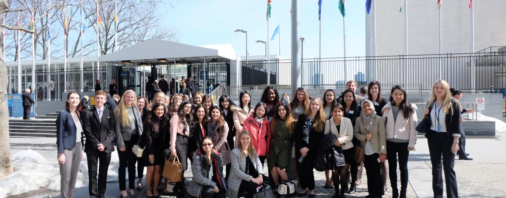 Indian International Model United Nations