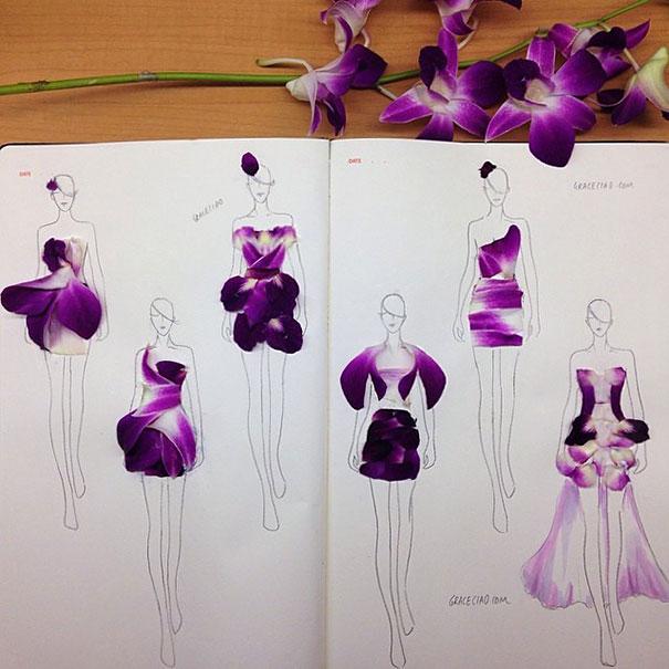 Design Inspiration: Fashion Illustrations