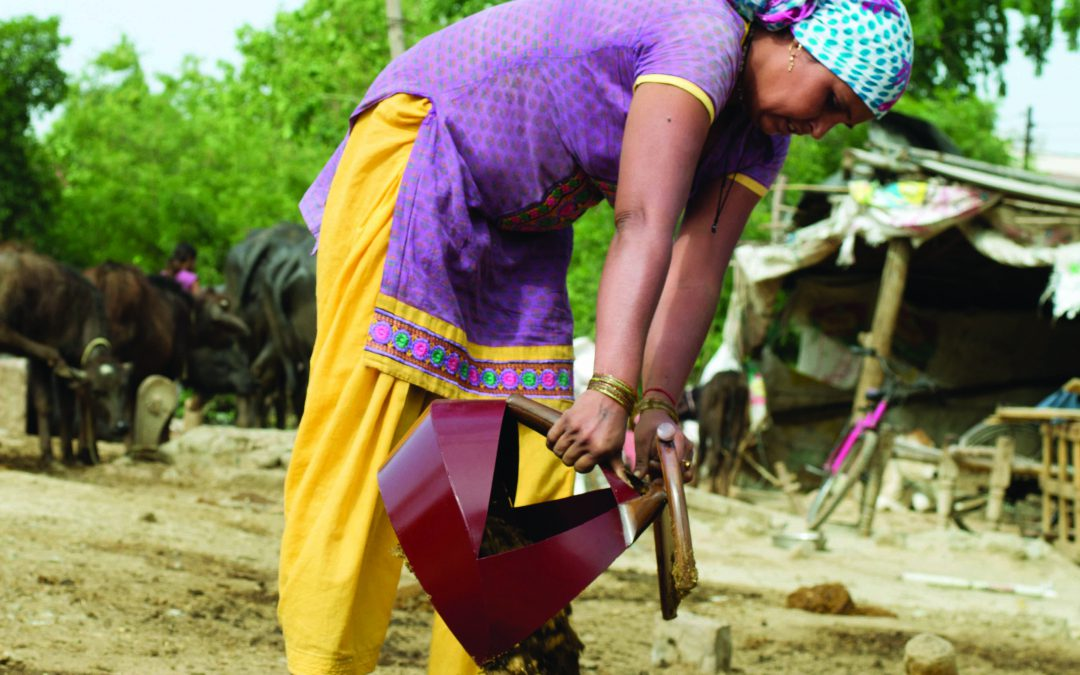 GOMI- A tool for the empowerment of rural women