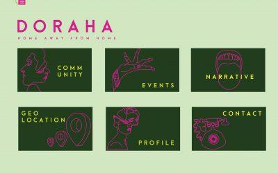 DORAHA- At A Heart Of Crisis