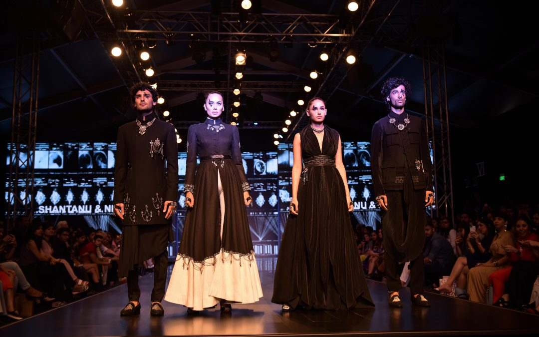 How Our Alumni Came Full Circle at 'Influence' During AIFW AW'18
