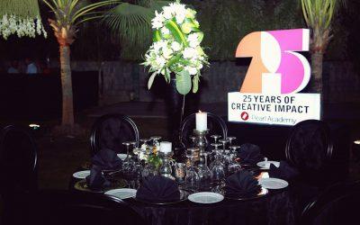 Celebrating 25 Years Of Creative Impact