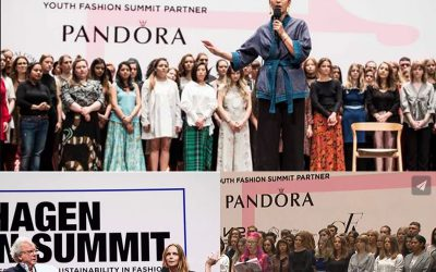 Pearlite at Youth Fashion Summit 2018