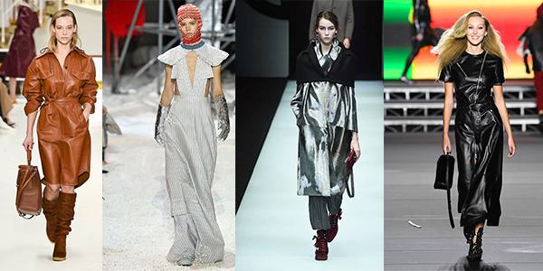 Autumn/Winter 2018 Trends