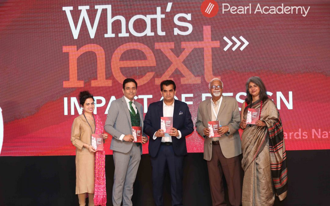 Design and Innovation is the Next Big Thing, says Niti Aayog CEO Amitabh Kant at a confluence hosted by Pearl Academy