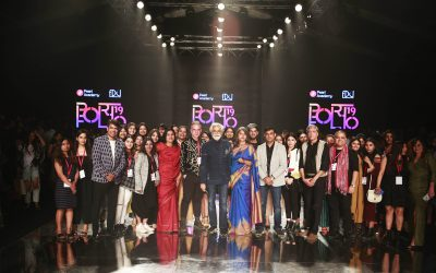 Budding Designers from Pearl Academy Showcase Future of Fashion at FDCI's Lotus Make-up India Fashion Week 2019