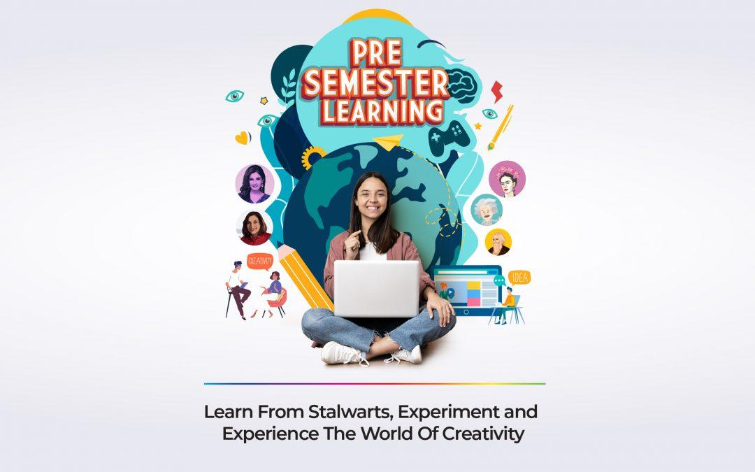 Pre-Semester Learning