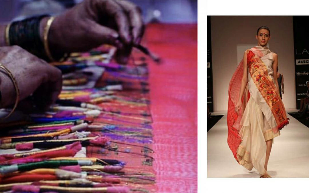 Back to the roots: the fascinating journey of Indian textiles