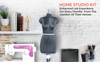 Pearlites continue practical training with Home Studio Kits
